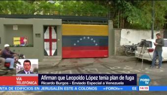 Maduro Endurece Postura Contra Leopoldo Lopez Enviado Especial A Venezuela Ricardo Burgos