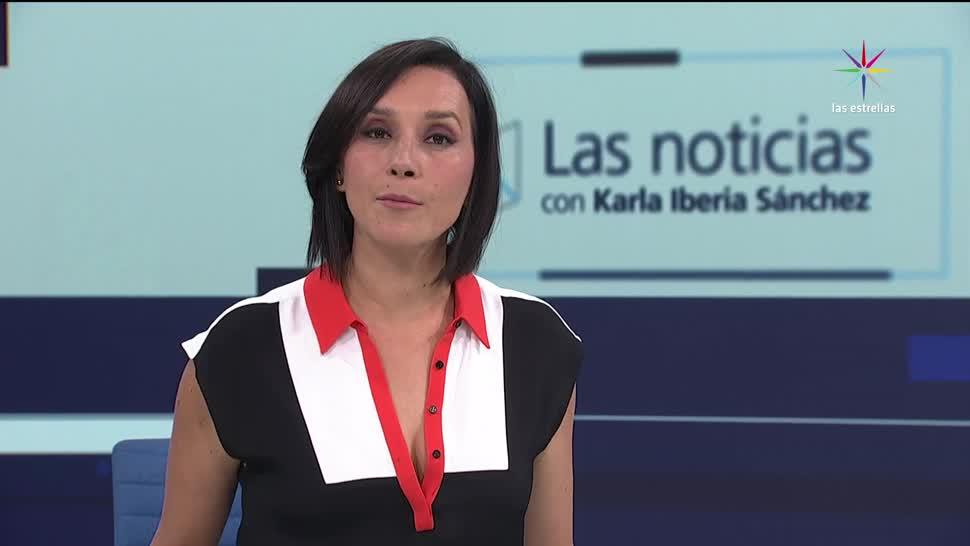 Las noticias, con Karla Iberia: Programa del 1 de agosto 2017