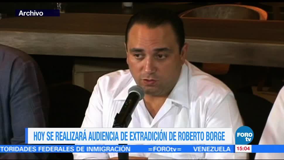 Audiencia Extradicion Roberto Borge Panama Ex Gobernador De Quintana Roo