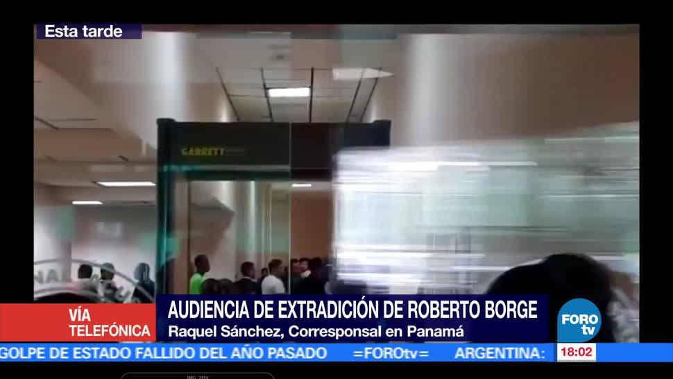 Continua Audiencia Borge Panama Extradicion Exgobernador Quintana Roo