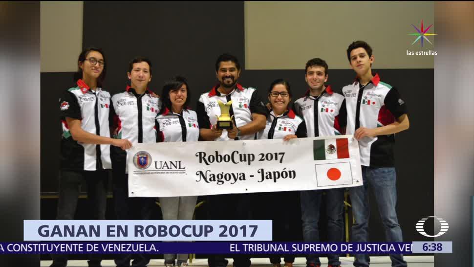 Estudiantes, Nuevo León, ganan, torneo