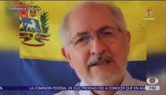 Crisis, Venezuela, crece, arresto