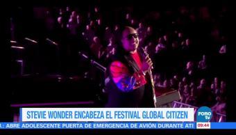 Stevie Wonder Encabezará Festival Central Park