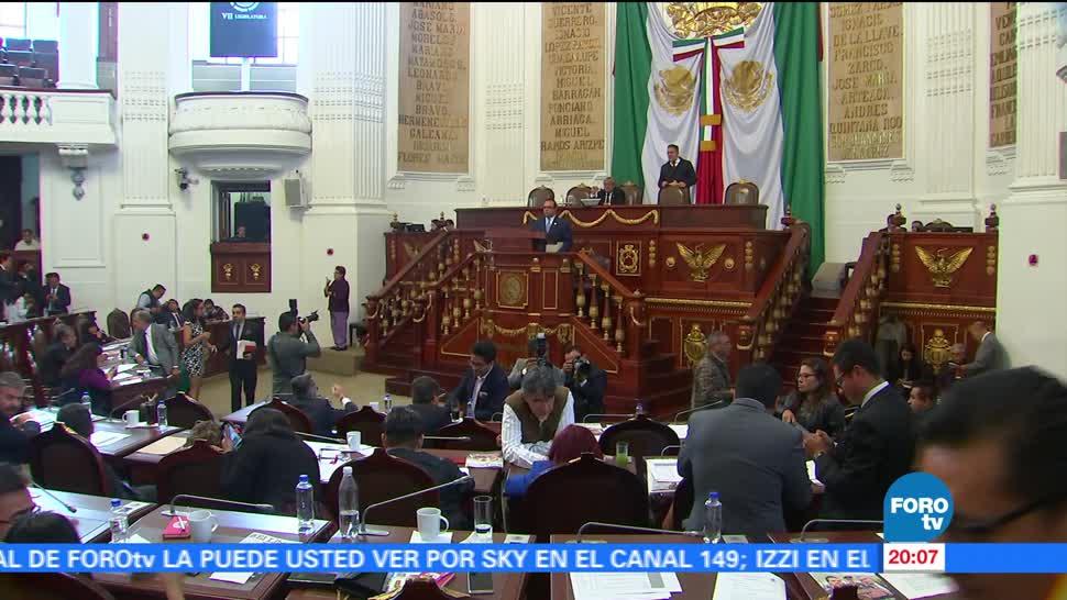 Existen elementos para destituir delegado Tláhuac