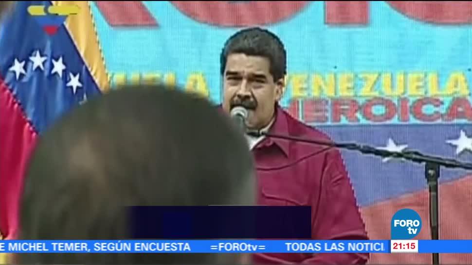 Denuncian fraude elección Asamblea Constituyente Venezuela