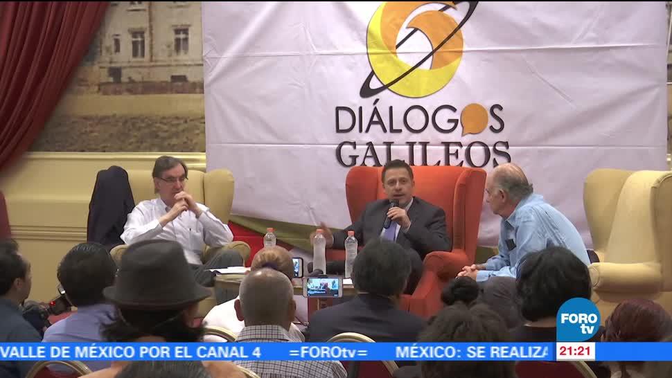 Krauze Woldenber analizan situación política México