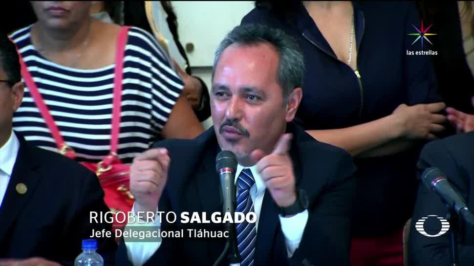 Delegado Tláhuac niega vínculos el Ojos