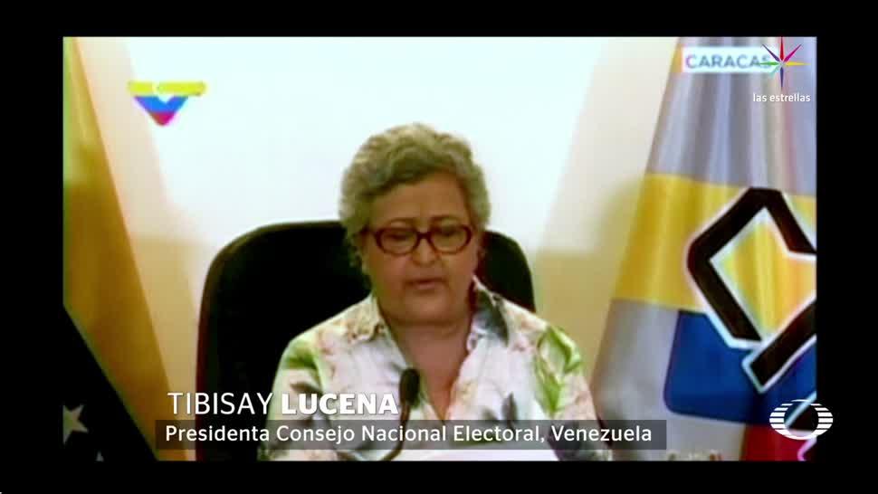 Denuncian manipulación de votación en Venezuela
