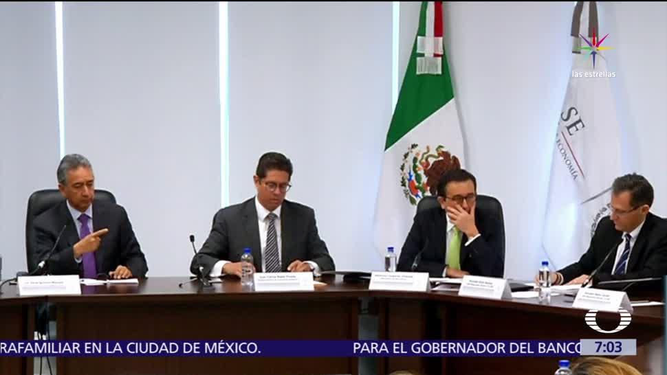 México, revela, líneas básicas, renegociación