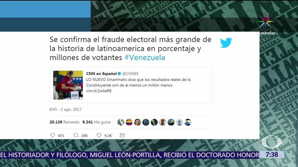 Retrasan, instalación, Asamblea Constituyente, Venezuela