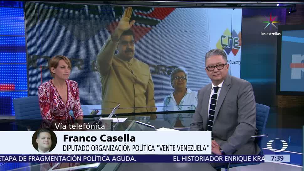 Crisis Venezuela Despierta Franco Casella