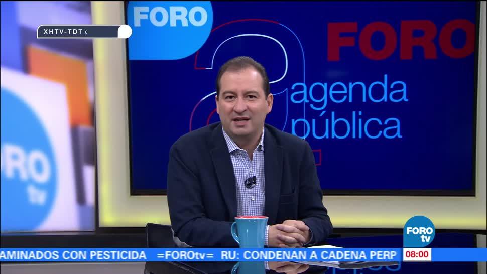 Agenda Pública, Programa, agosto, 2017