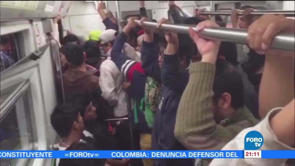 revelaron Aumentan robos celulares Metro CDMX