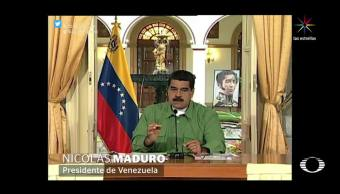Nicolás Maduro ataca EPN Videgaray responde