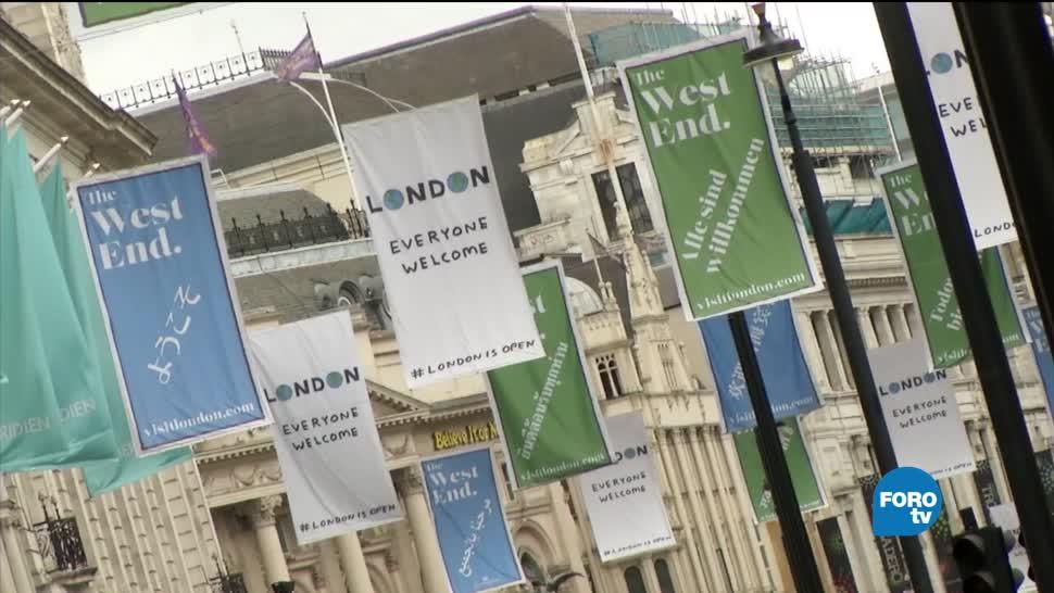 Londres quiere turistas verano mala imagen