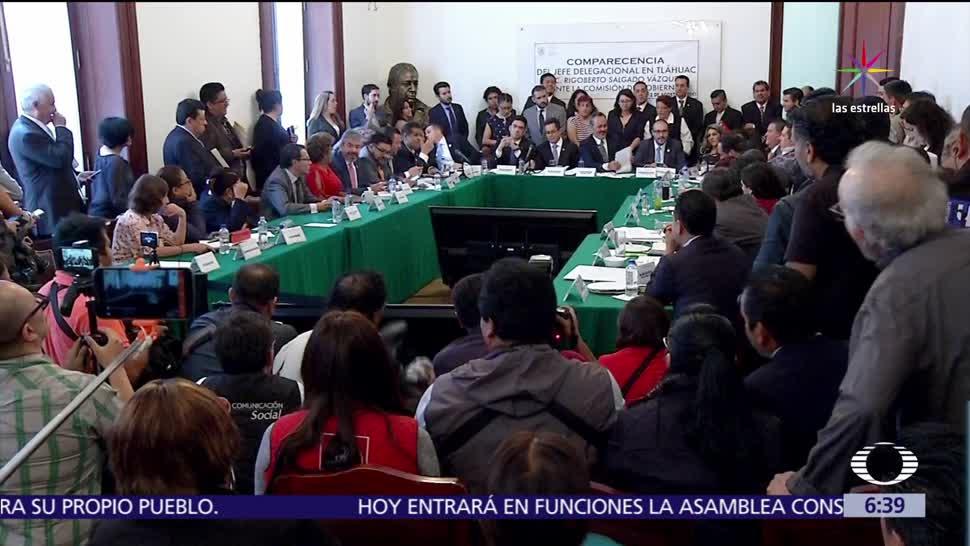 Asamblea Legislativa Del Distrito Federal Aldf Inicia Procedimiento Remocion Delegado Tlahuac