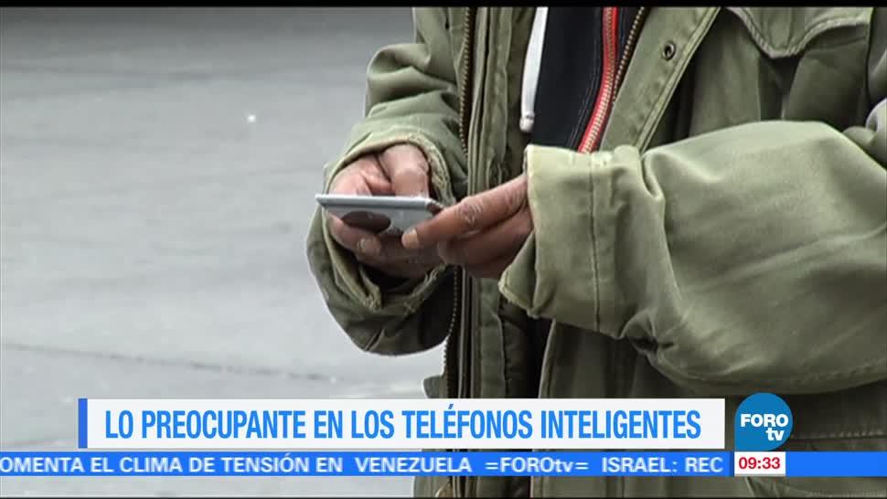 Preocupante Telefonos Inteligentes Ximena Cervantes Reportaje