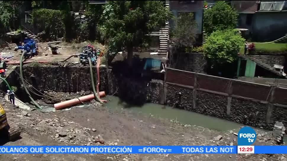 Sct Reitera Apoyo Familias Afectadas Inundaciones Paso Express