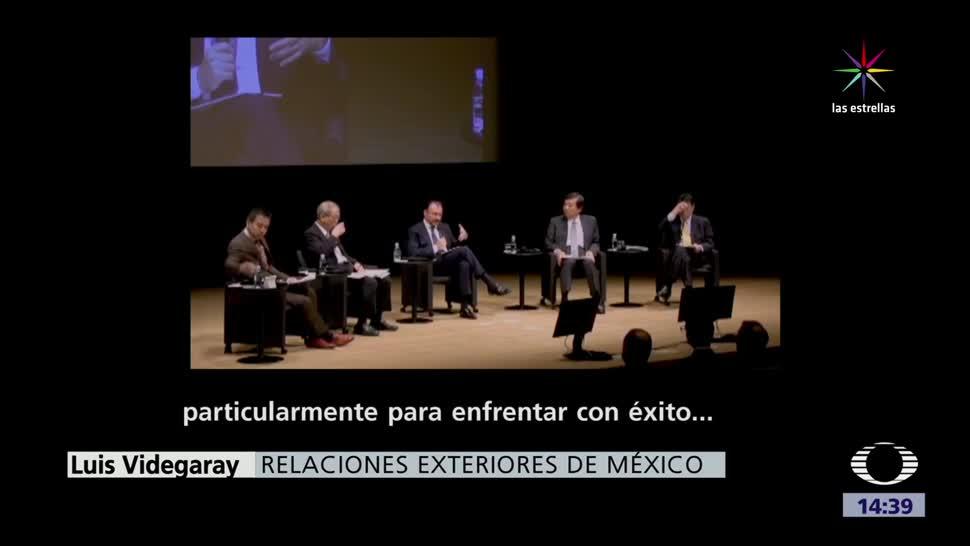 Videgaray no participará en elección 2018