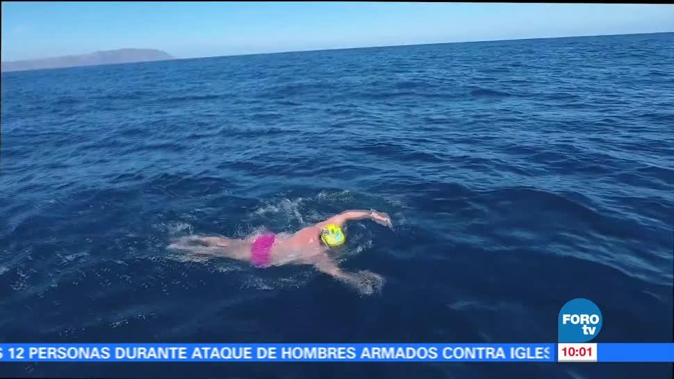 Antonio Argüelles Conquista Reto Siete mares