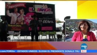 Pachuca, edición, Festival Nacional, Huapango