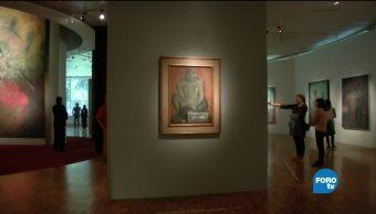 Exposición de Rufino Tamayo en el Museo de Arte Moderno