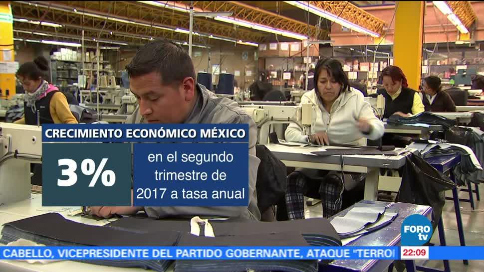 Afirma SHCP que la economía mexicana se consolida