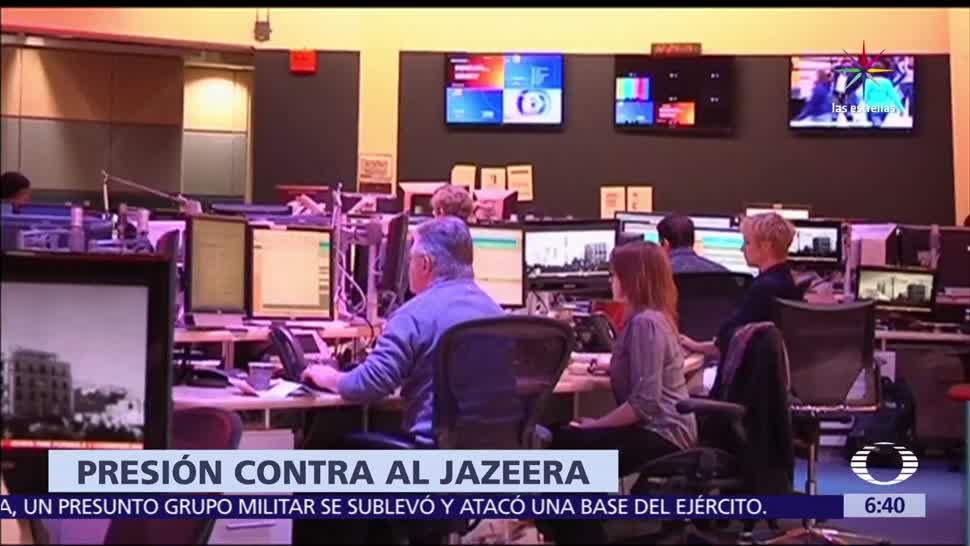 Israel Prohibirá Transmisión Al Jazeera