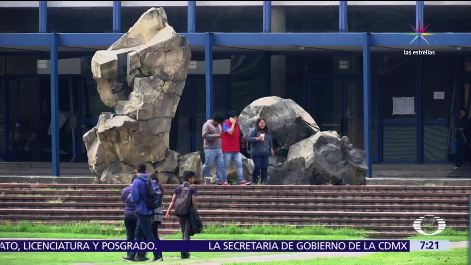 Reanudan, 350 mil, estudiantes, UNAM