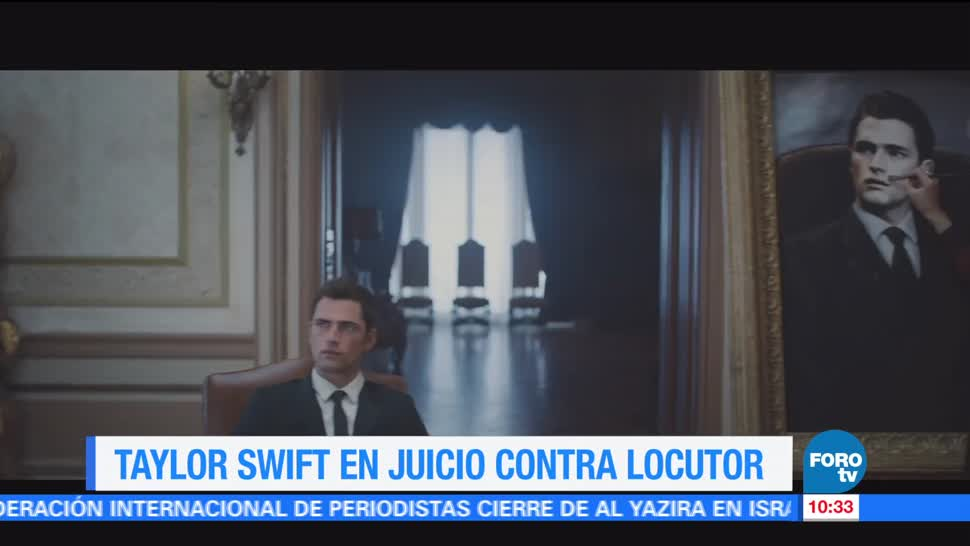 Taylor Swift, testificará, exlocutor, manoseo