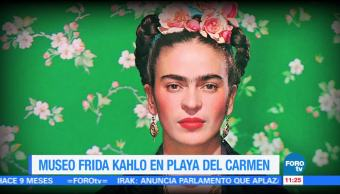 Puertas Museo Frida Kahlo Playa del Carmen