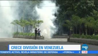 Crece Tension Venezuela Instalacion Asamblea Nacional Constituyente