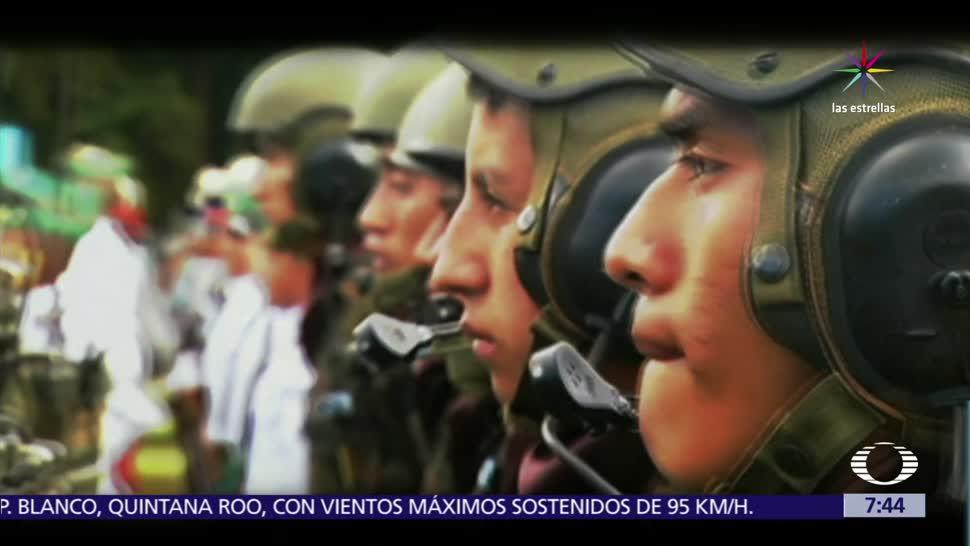 Ofrecen, libertad, exmilitares, masacres