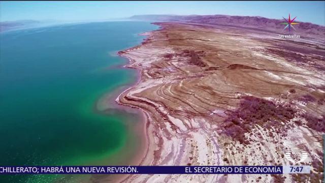 mar Muerto, podría, desaparecer, sobreexplotación