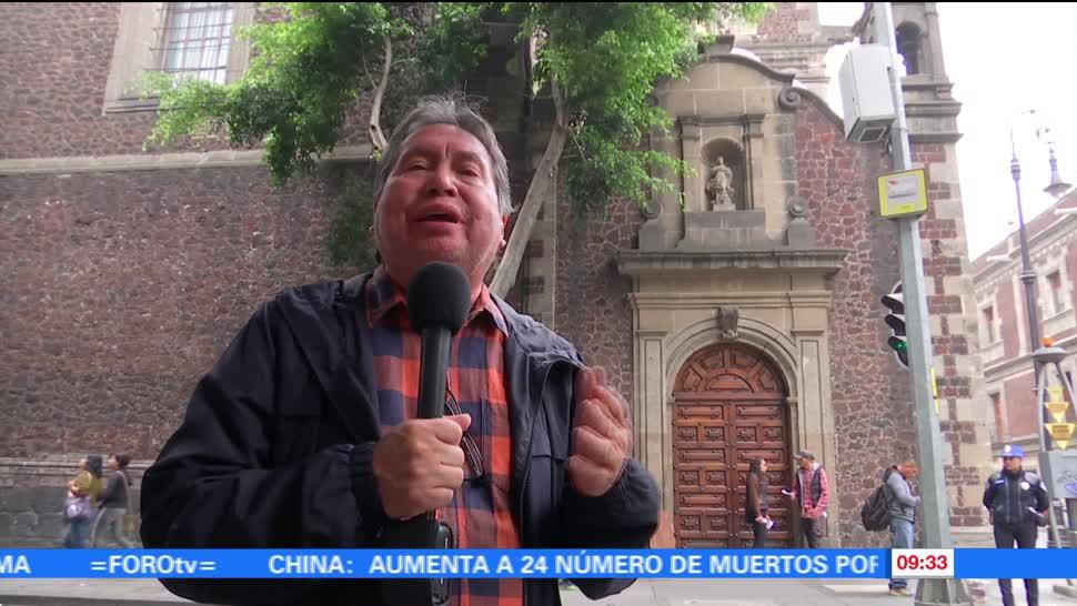 Convento Santa Clara CDMX Armando Ramírez