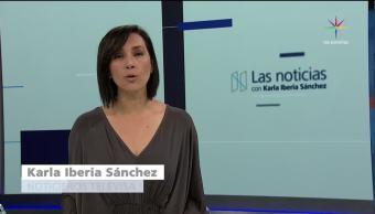 La Noticias, con Karla Iberia: Programa del 8 de agosto de 2017