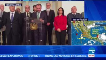 Cancilleres desconocen a la Asamblea Constituyente en Venezuela: Videgaray