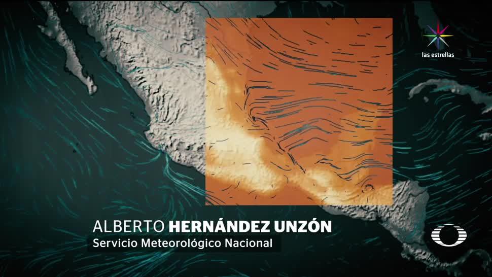Veracruz se prepara para impacto Franklin