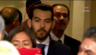 Hijo de Guillermo Padrés será liberado
