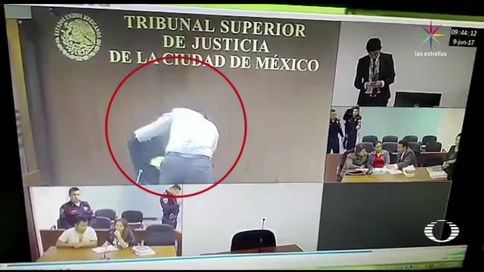 Perla Negra video difundido juez berrinches