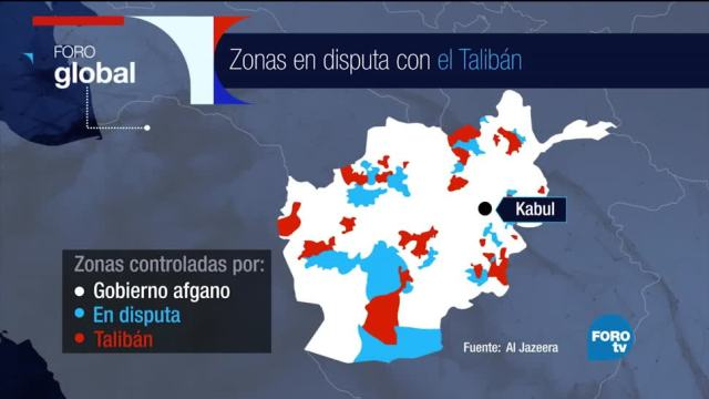 Son invencibles talibanes siguen dominando Afganistán