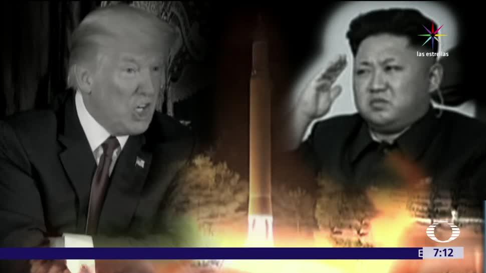 Corea del Norte, ataque, bases, EU