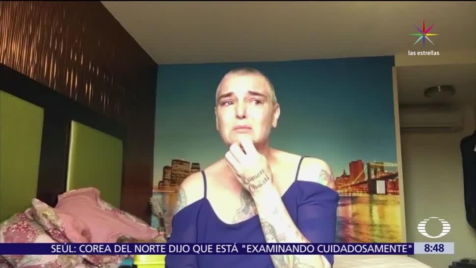 Sinead OConnor, video, lucha, vida