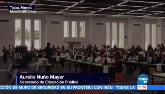 Encabeza, Nuño, plazas docentes, Edomex
