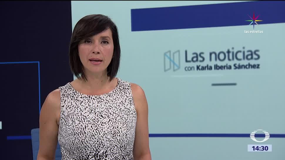 noticias Karla Iberia Programa 9 agosto