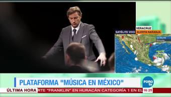 plataforma para promover Música en México
