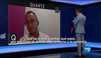 Genaro Lozano entrevista a Thomas McBee