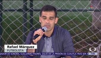 futbolista, Rafael Márquez, declarar, PGR