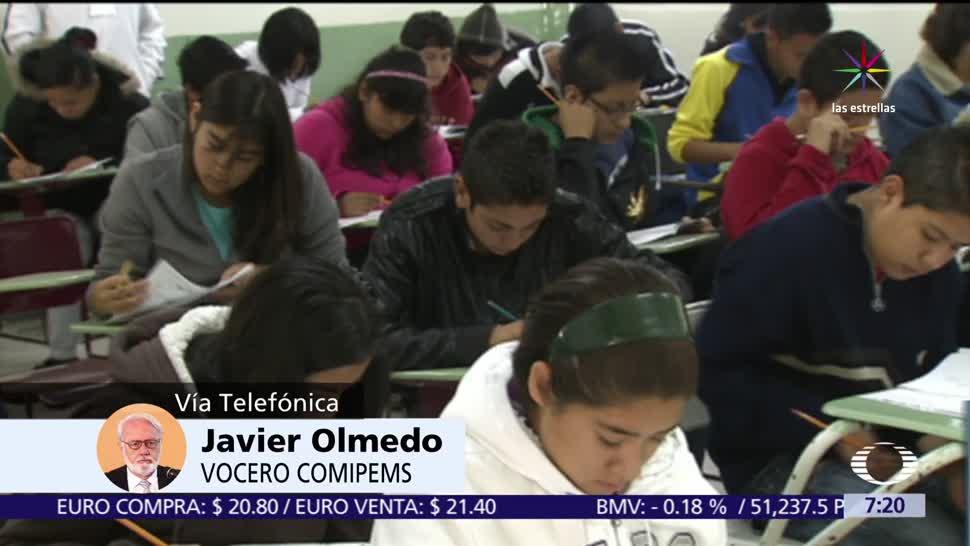 Error Examen Admisión UNAM
