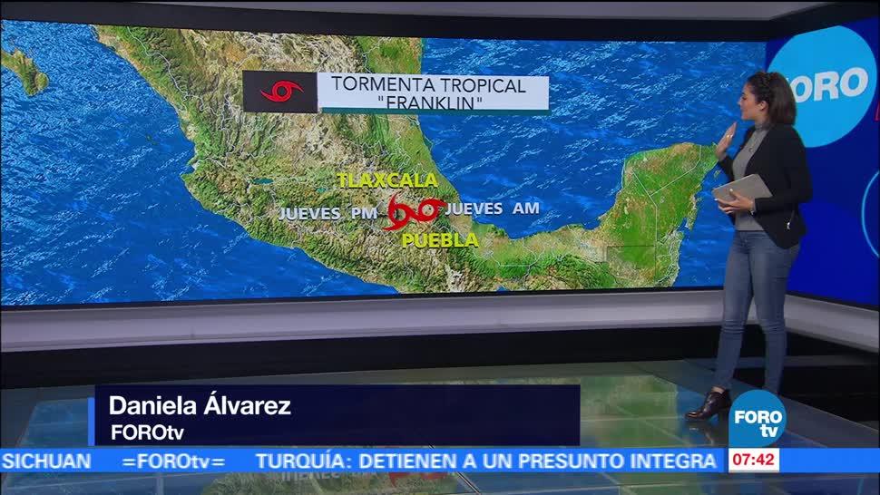 Franklin Dirige Centro República mexicana